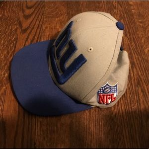 Mitchell & Ness Accessories - New York Giants SnapBack
